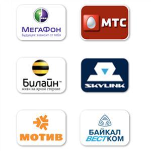 Операторы сотовой связи Нижней Салды
