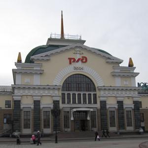 Железнодорожные вокзалы Нижней Салды
