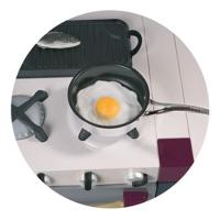 Горница для друзей - иконка «кухня» в Нижней Салде